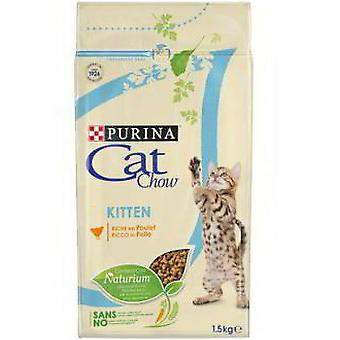 Cat Chow Kitten (Cats , Cat Food , Dry Food)