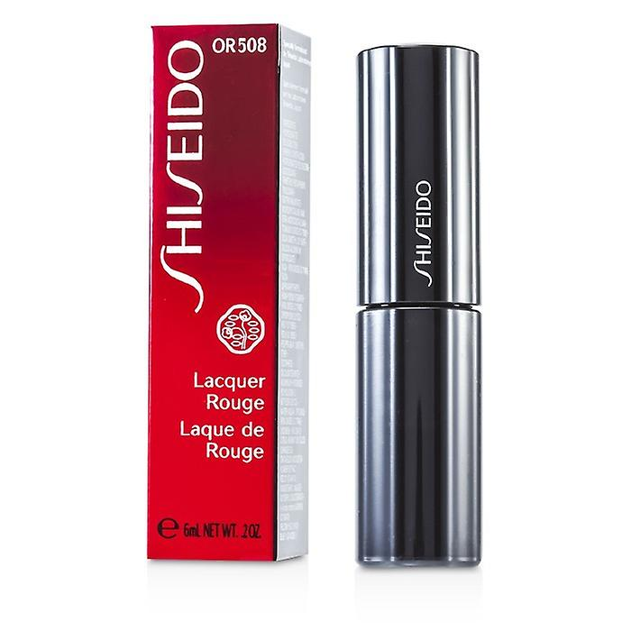 Shiseido-Lack Rouge - # OR508 (Blaze) 6ml / 0.2 oz
