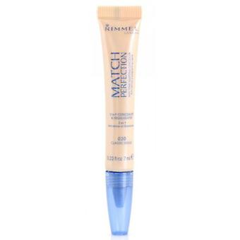 Rimmel London Match Perfection Skin Tone 2In1 Concealer