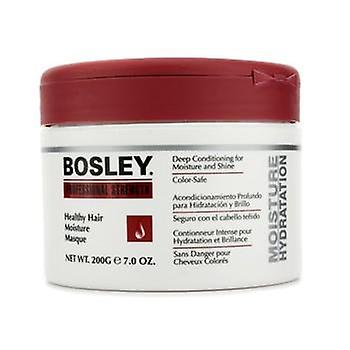Bosley Professional Strength Healthy Hair Moisture Masque (For Dull and Dry Brittle Hair) - 200g/7oz