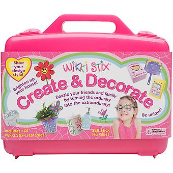 Wikki Stix Create & Decorate Kit-  WIK812