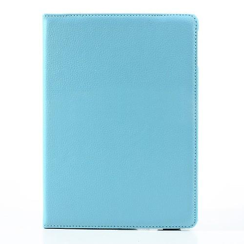 Cover art leather 360 degree case blue for Apple iPad air 2 2014
