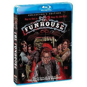 Funhouse [BLU-RAY] USA import