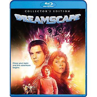 Dreamscape (Collector's Edition) [Blu-ray] USA import
