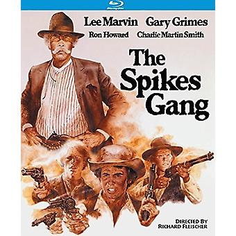 Spikar gänget [Blu-ray] USA import
