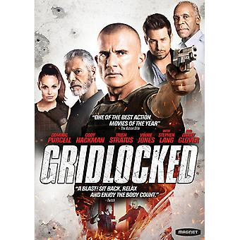 Gridlocked [DVD] USA importerer