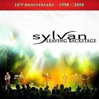 Sylvan - forlader Backstage: Live på Kampnagel [CD] USA import