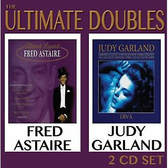 Judy Garland & Fred Astaire - ultimative fordobler [CD] USA import