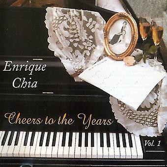 Enrique Chia - farvel til år 1 [CD] USA importen