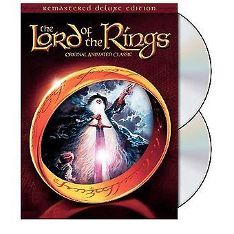 Señor de los anillos [DVD] E.e.u.u. importación