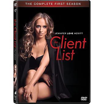 Client List (2012): Season 1 [DVD] USA import