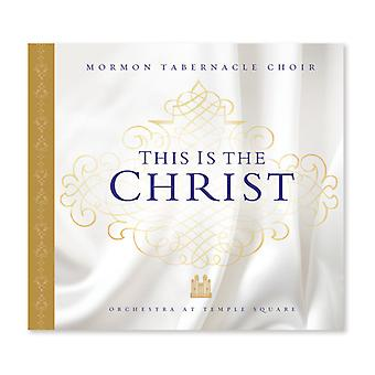 Mormon Tabernacle Choir - This Is the Christ [CD] USA import