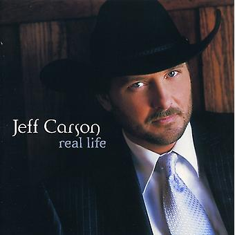 Jeff Carson - Real Life [CD] USA import