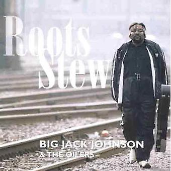 Store Jack Johnson - rødder gryderet [CD] USA importerer
