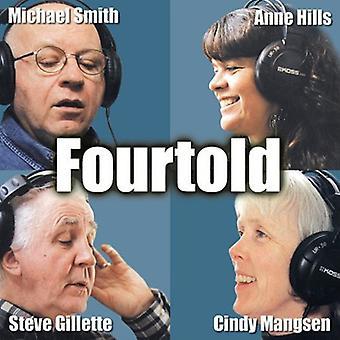Fourtold - Fourtold [CD] USA importerer