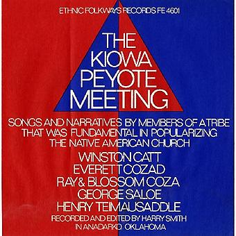 Kiowa Peyote Meeting - Kiowa Peyote Meeting [CD] USA import