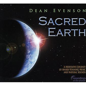 Dean Evenson - hellig jord [CD] USA import