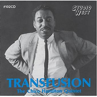 Chico Hamilton - Transfusion [CD] USA import