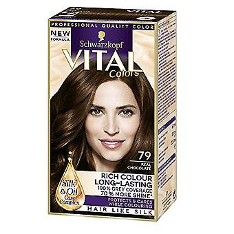 Schwarzkopf Vital Colors 79 Real Chocolate