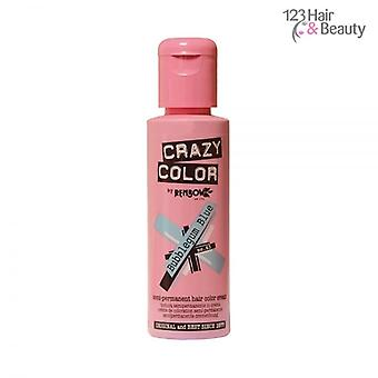 Crazy Color Crazy Color – Bubble Gum Blue 100ml