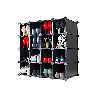 Andrew James 16 Compartment Shoe Organiser