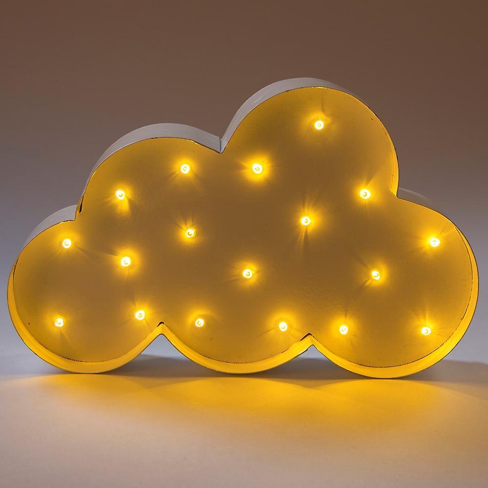 Sass & Belle LED lampa Hjärta | Vägglampor Lampor & nattlampo