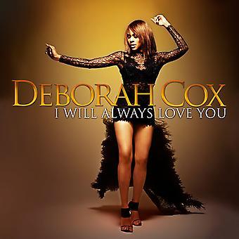 Deborah Cox - jeg vil altid elsker dig [CD] USA import