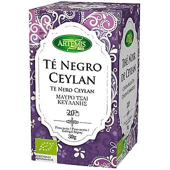 Herbes del Molí Te Ceylan Infusion Black Eco 20 Filters (Herboristerie , Thés)