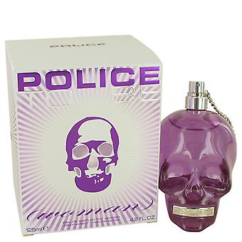 Polizia di essere donna Eau de Parfum 75ml EDP Spray