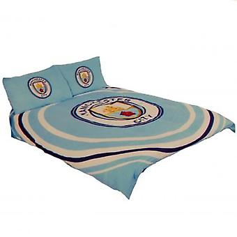 Manchester City Double Duvet Set PL