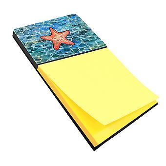Carolines Treasures  BB5341SN Starfish Sticky Note Holder