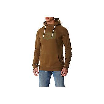 Onitsuka Tiger Hoodie 123496-0453 Mens sweatshirt