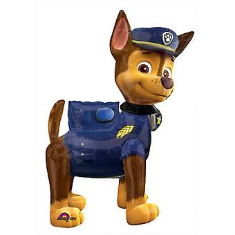 Airwalker balloon of giant paw patrol 93 x x 137 cm foil balloon character, balloon