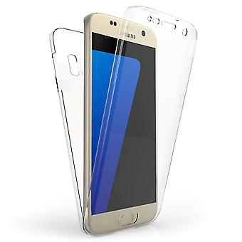 Samsung Galaxy S7 Full Body 360 TPU Gel Case