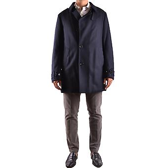 Allegri MCBI427005O Blau mens wool coat