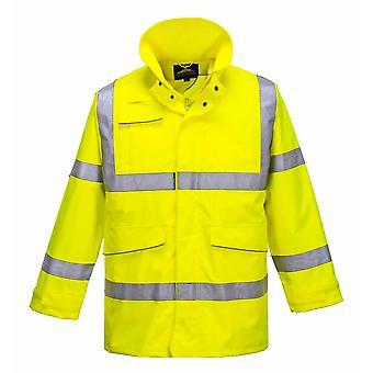 sUw - 極端なやあ Vi 安全作業服パーカー ジャケット
