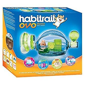 Habitrail OVO Home Blue Edition