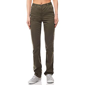 Ladies jeans trousers Green