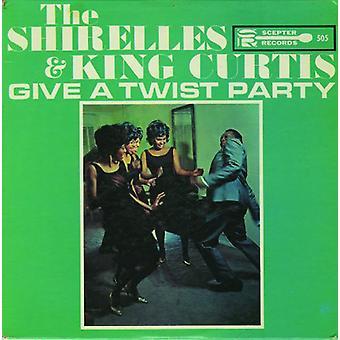 Shirelles - Give a Twist Party [Vinyl] USA import