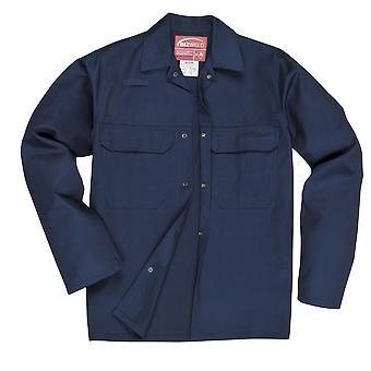 Portwest Mens Bizweld werkkleding jas