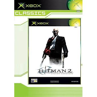 Hitman 2 Silent Assassin (Xbox Classics) - Factory Sealed