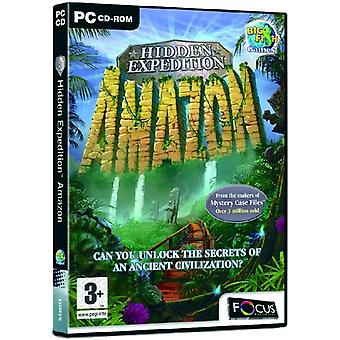 Hidden Expedition Amazon (PC CD)