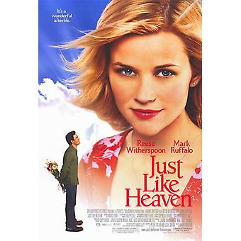 Just Like Heaven Movie Poster (11 x 17)
