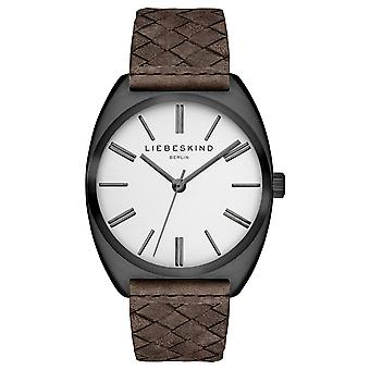 LIEBESKIND BERLIN Unisex Watch wristwatch leather LT-0049-LQ