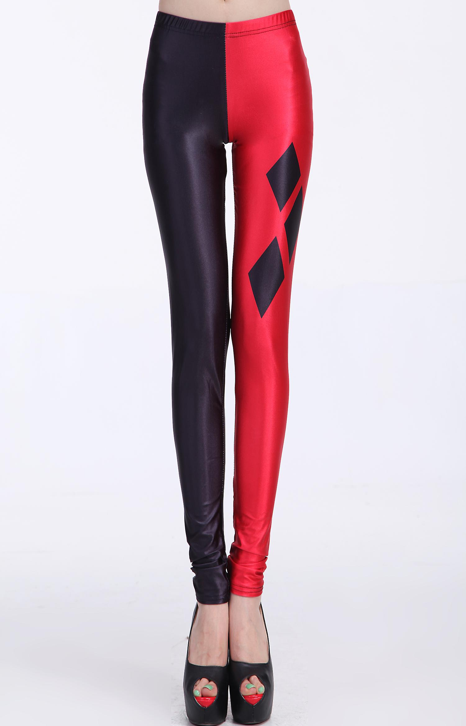 Waooh - Fashion - zweifarbig gemusterte Leggings