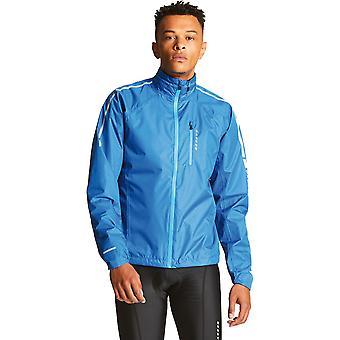 Dare 2b para hombre mediador impermeable costuras transpirable capa chaqueta