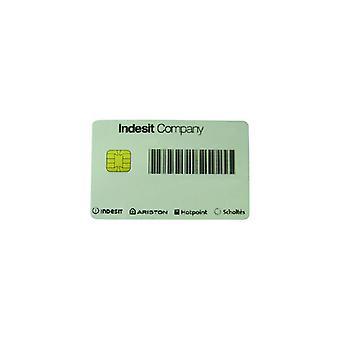 Indesit 3.5 kall tvättmaskin smartkort