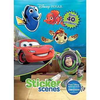 Parragon-Pixar Sticker Scenes