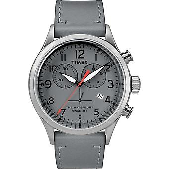 Timex mens watch Waterbury traditional chronograph TW2R70700