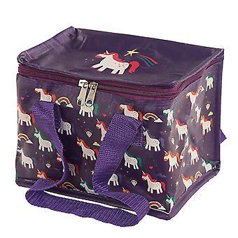 Puckator Enchanted Rainbows and Unicorns Cool Bag